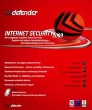 BitDefender Internet Security 2009 (3 Platz)