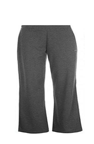 ladies-la-gear-sweatpants-uk-14-charcoal-marl