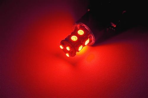 Putco 232156R Premium Automotive Lighting Nova Red Led Bulb