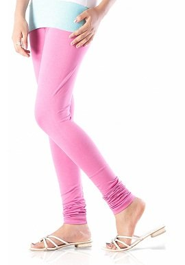 Pink Coloured Legging