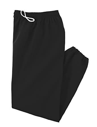 Gildan 7.75 oz. Heavy BlendTM 50/50 Sweatpants - BLACK - S G182-simple