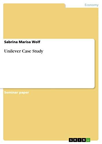 unilever-case-study