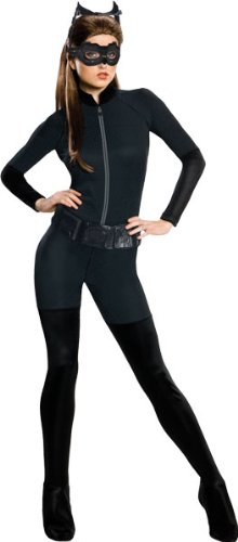 Women's Costume: Batman Catwoman- Medium