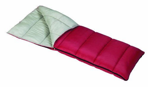 Mountain Trails Lindenwood 40-Degree Adult Rectangular Sleeping Bag