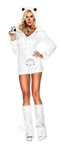 Women's Snowy Polar Bear