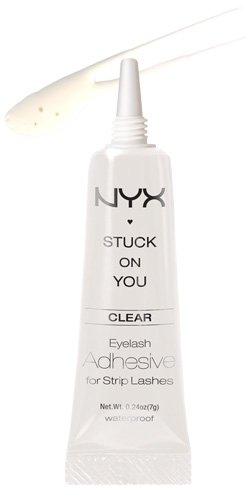 "NYX Eyelash Adhesive "" Stuck on ..."