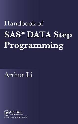 Handbook of SAS® DATA Step Programming
