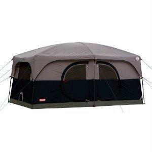 coleman hampton 9 person tent instructions