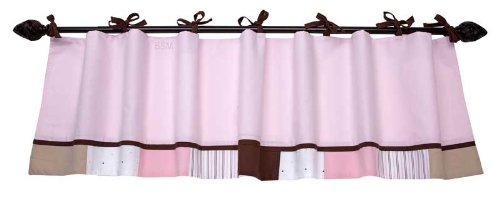 Nautica Window Valance, Isabella (Discontinued by Manufacturer)