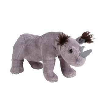Adventure Planet Plush - Rhino ( 8 Inch ) front-297392