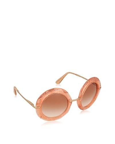 Dolce & Gabbana Sonnenbrille 6105_310413 (50 mm) rosa/goldfarben