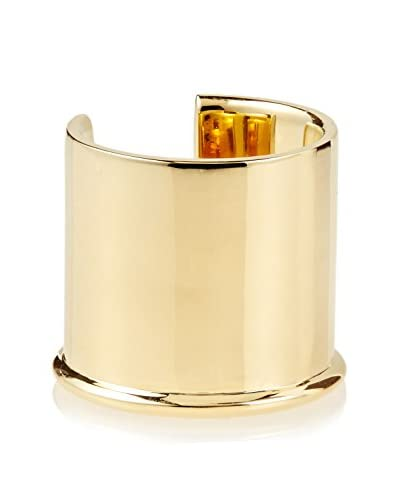 Elizabeth and James Gold-Plated Bauhaus Large Ring