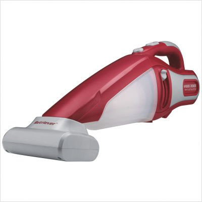 Black And Decker Cordless Hand Vac front-186383