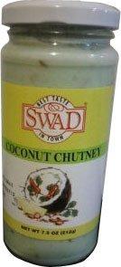 Swad Coconut Chutney - 8oz