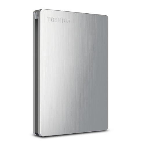 Toshiba Canvio Slim II 500GB Portable External Hard Drive for Mac (HDTD205XSMDA)