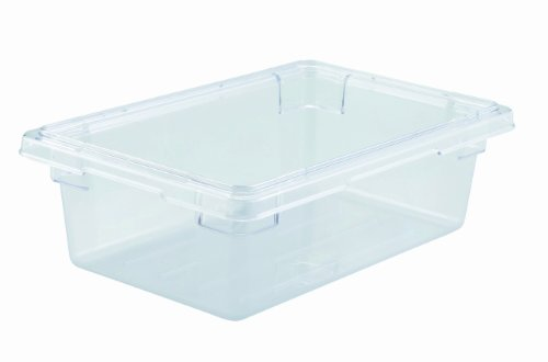 Winco PFSH-6 Polycarbonate Food Storage Box, 12 by 18 by 6-Inch
