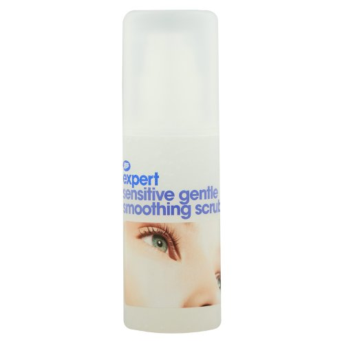 Boots Expert Sensitive Gentle Smoothing Scrub  3.3 floz.