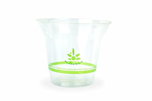 Emerald-EMRPLA9-Compostable-Cold-Cups-Pack-of-1000-9-oz-Clear