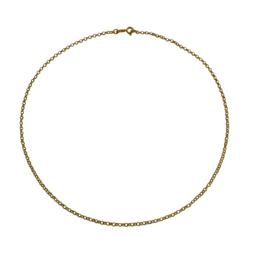 Sterling Silver gold plated 18