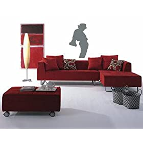 Michael Jackson Vinyl Wall Decal