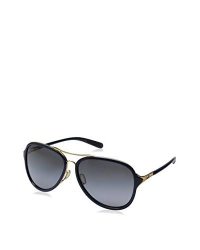 Oakley Gafas de Sol Kickback (58 mm) Azul Marino / Dorado