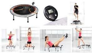 "Gold's Gym: 36"" Circuit Trainer Mini Trampoline"