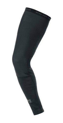 Buy Low Price Gore Men's Universal SO Leg Warmers (AOXSOL)