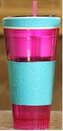 Drink Cup With Straw front-394181