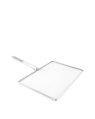 Charcoal Companion Mesh Grill Screen with Folding Handle