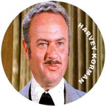 Harvey Korman Keychain
