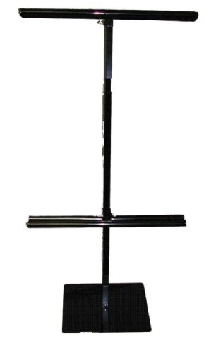 Classic Center Pole Banner Stand with Adjustable Height 20-40