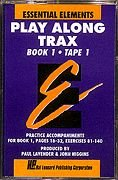 essential-elements-book-1-cassette-1-play-along-trax-with-norelco-box