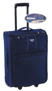 Hardware Style Trolley 77 cm blau