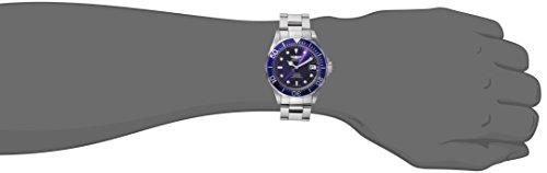 Invicta Unisex-Armbanduhr Analog Automatik Edelstahl 9094 3