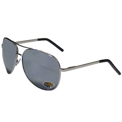 NFL Jacksonville Jaguars Aviator Sunglasses