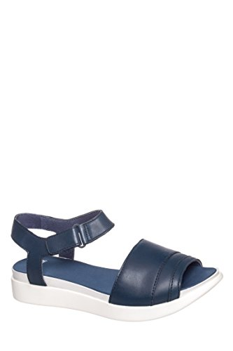 Miri Low Platform Flat Sandal