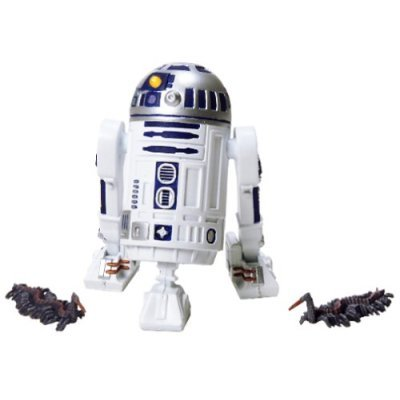 Star Wars AOTC R2-D2 Coruscant Sentry Action Figure