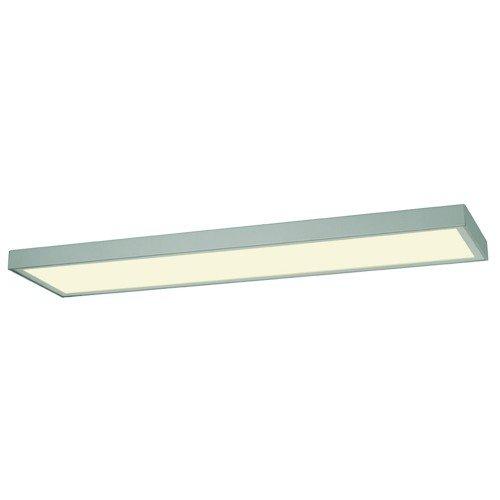 SLV I-Pendant Pro LED Panel, SMD, 39W, 3000K, 110 Grad, silbergrau 158733