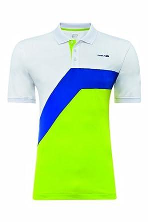 Buy HEAD Snap Mens Tennis Polo by HEAD