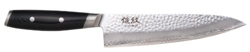 Yaxell Tsuchimon Chef Knife, 8-inch