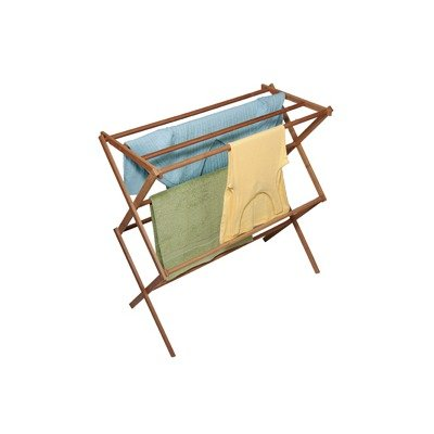 Richards Homewares Bamboo 2 Tier Drying Rack