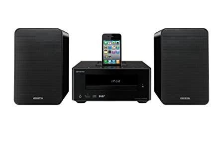 Top of line  Onkyo CS-245DAB CD Hi-Fi Mini System