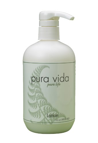 16 oz Pura Vida Anti-Aging Moisturizing Hand Lotions are enriched with natural botanical extracts such as;Blueberry, Cranberry, Pomegranate, Raspberry, Strawberry, Acai Berry, Green Tea, Green Coffee, & Grape Seeds combined with Aloe Vera, Jojoba, and Blue Agave plus Vitamins A, D & E to Enrich the Skin.