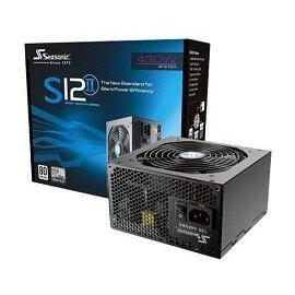 New Seasonic Power Supply S12II 430GB Bronze Retail 430W ATX12V V2.3 80+ PFC Retail High Quality