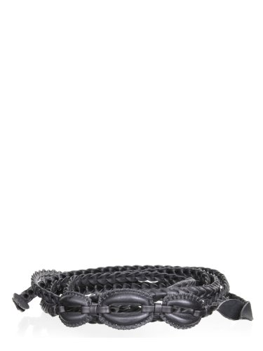 Scervino Belt (F-56-Gu-22287) - One Size - black