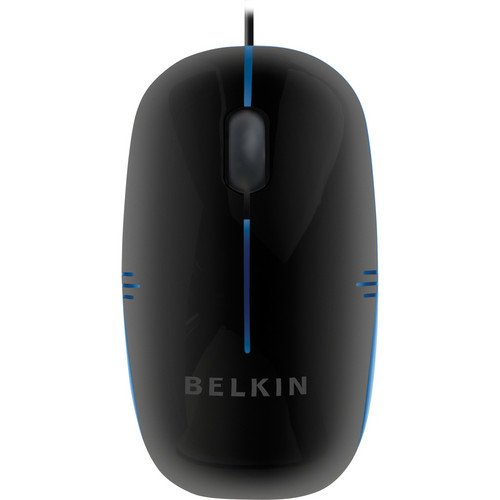 Belkin Mini 3 Button Wired USB Optical Mouse