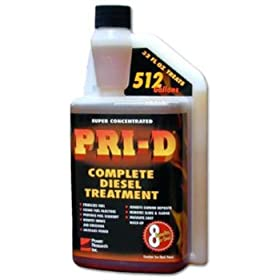 Complete Diesel Treatment 16Oz Pri Diesel Treatment 256 Ga
