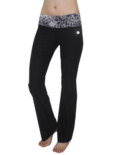 bally-total-fitness-damen-casual-wear-lounge-yoga-pants-s-schwarz