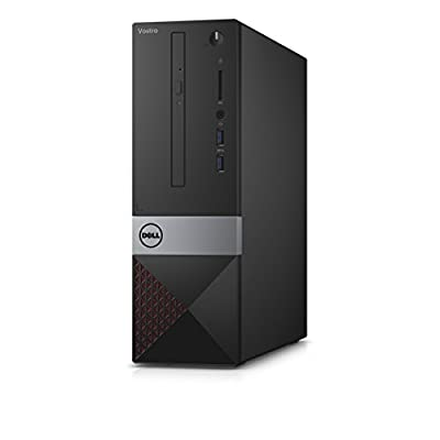 DELL Vostro 3 Years Warranty 3250-SFF Desktop---Core i3 6th Gen || 4GB RAM || 500GB HDD || Dos || Wi-Fi/BW ||...