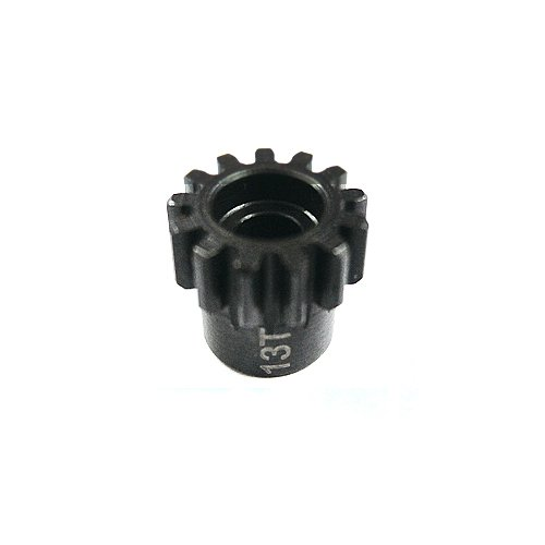 Iron Track Atomik RC 13T Hardened Steel Pinion Gear for Iron Track Raider RC Monster Truck Vehicle